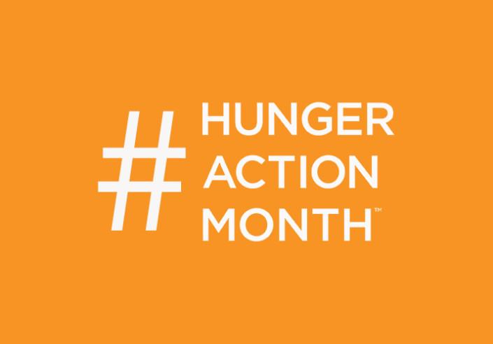 Good Shepherd Food Bank Hunger Action Month