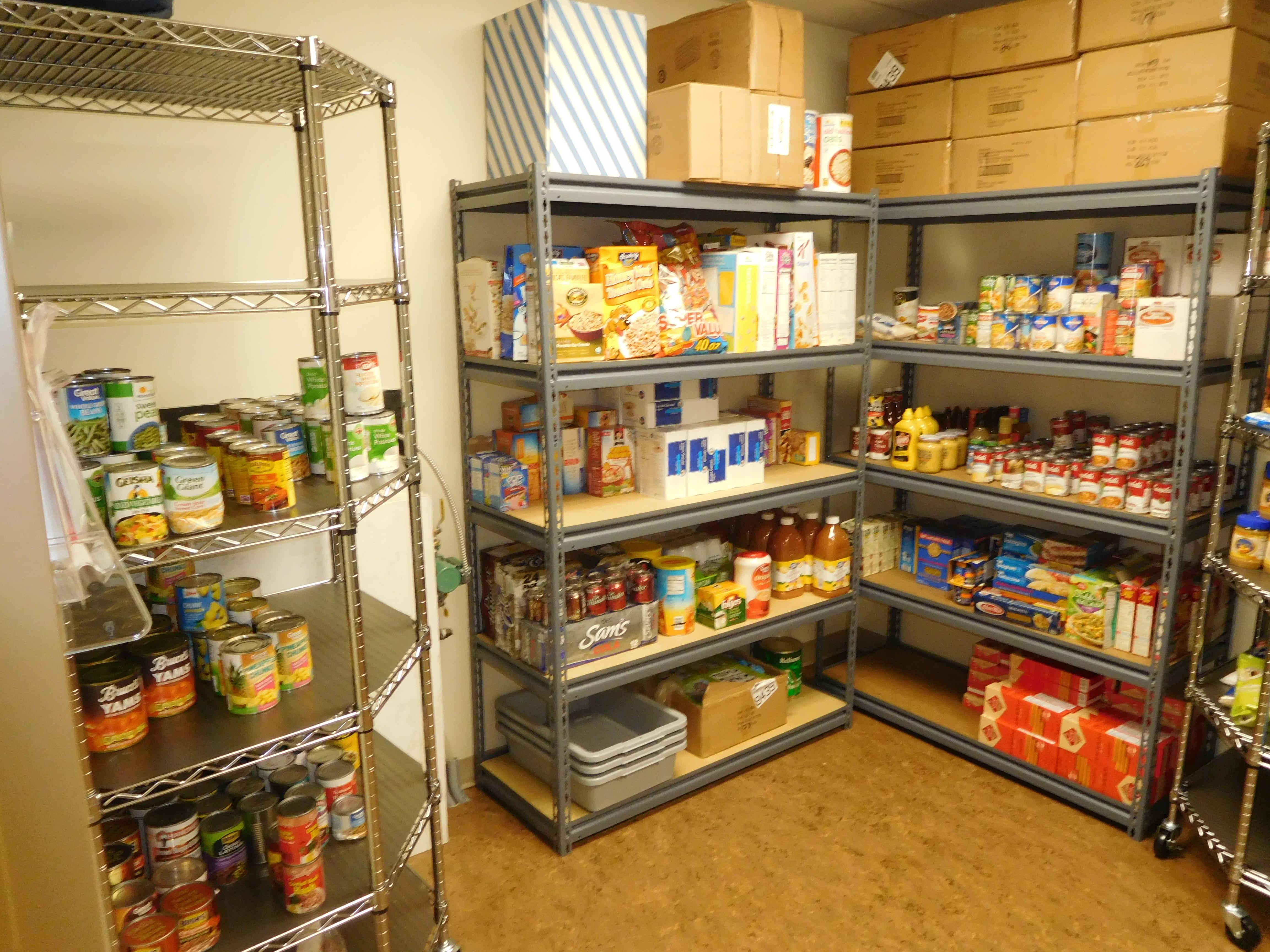 Lori Fecteau Good Shepherd Food Bank