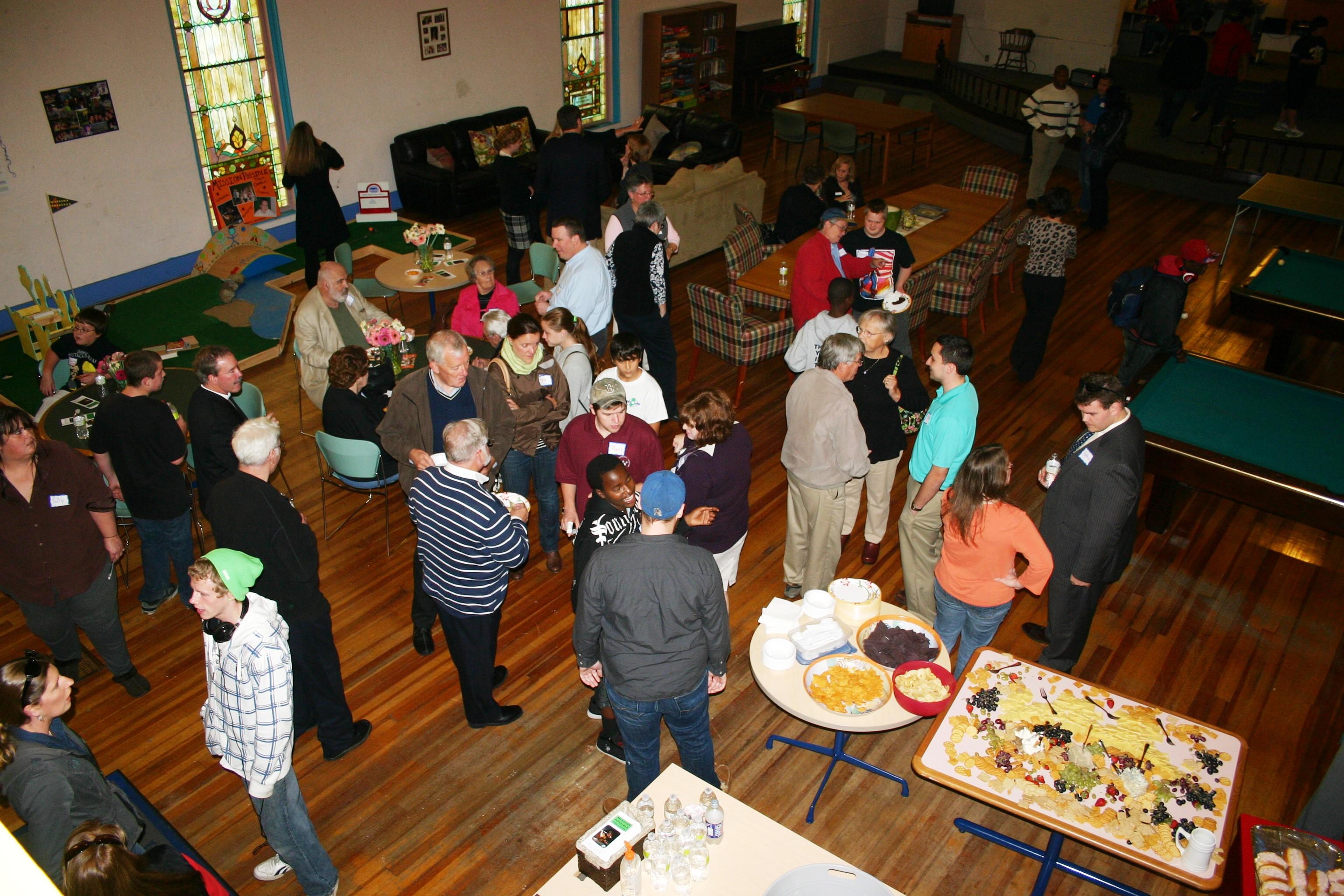 National Kids Café Program Debuts in Maine - Good Shepherd ...